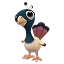 icon peafowl child bufordbronze 128 1 Farmville 2 Unreleased Items for this week (04/21)