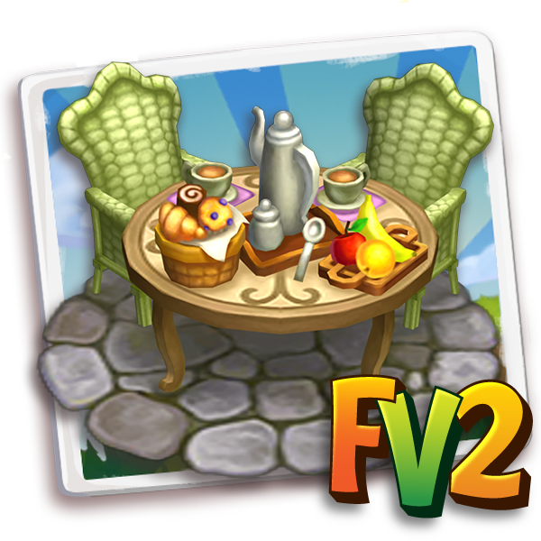 deco mothersday dining set a icon cogs 1 Farmville 2 Unreleased Items for this week (04/21)