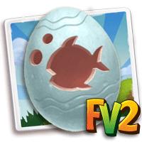 Carved Fish Egg
